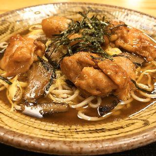 ちらし蕎麦(そば処 大鶴 (だいつる))