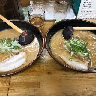 信州 コク味噌(らーめん 信玄 南6条店)