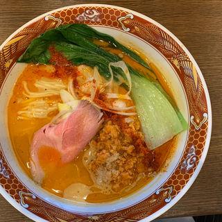 濃厚味噌担担麺