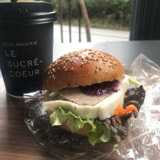 パテサンド(Le Sucre-Coeur(ル・シュクレ・クール))