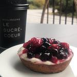 タルトモンジュ(Le Sucre-Coeur(ル・シュクレ・クール))