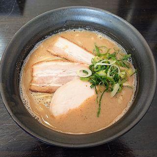 鶏白湯(ラーメン あおやま)