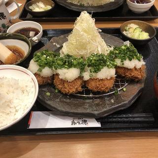 (かつ徳 平岸店)
