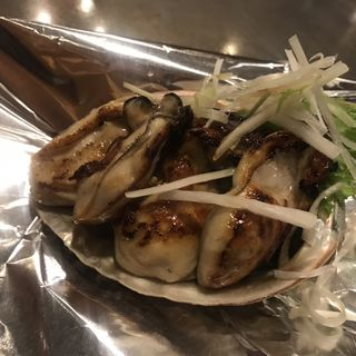 シーフード焼 牡蠣