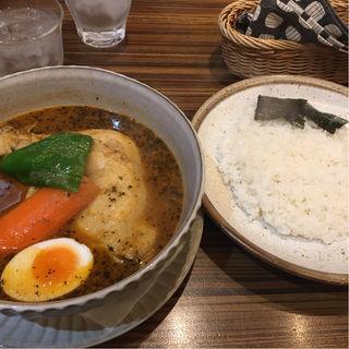 チキンスープカレー(東京らっきょブラザーズ )