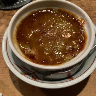 抹茶クリームブリュレ(おでん処 こなから本店 )