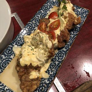 地鶏のチキン南蛮(とり藤 福島店 )