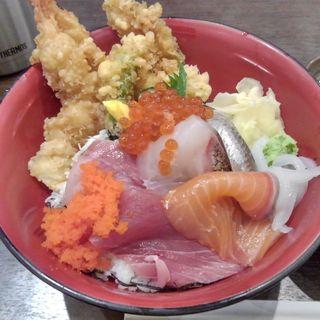 海鮮丼(湘南海鮮 座々丸)