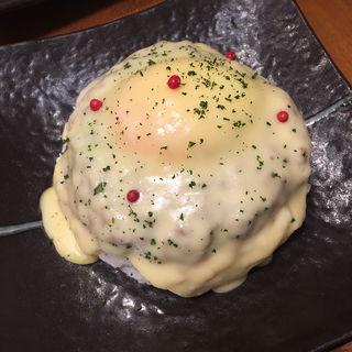 キーマカレー+チーズトッピング