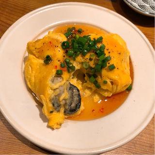 台湾牡蠣オムレツ(MAKE ONE TWO)
