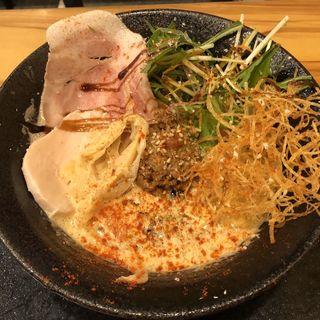 鯛担麺(鯛担麺専門店 抱きしめ鯛)