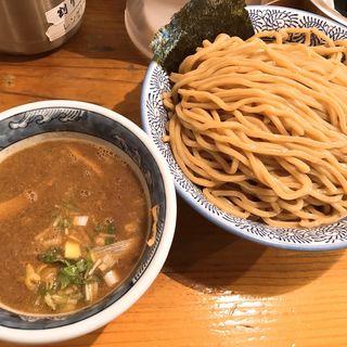 濃厚つけ麺(胚芽麺)