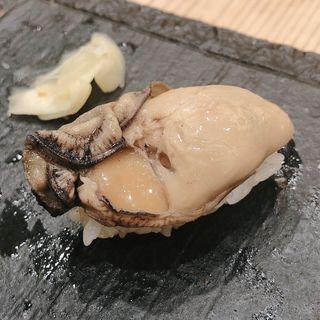 牡蠣煮浸し