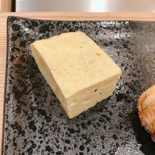 玉子焼き(鮨・稲荷 たけ屋)