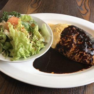 オムライス(Cafe & Kitchen ReBorn)