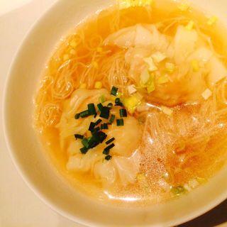 海老ワンタン麺(ハイフンテラス)