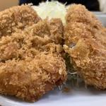 ひれかつ定食(山家 上野店)