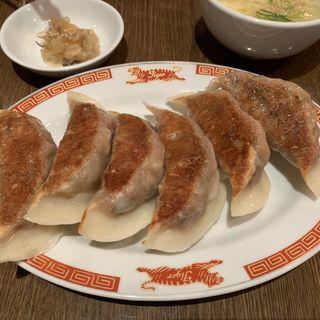 大餃子(6個)