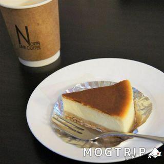 ニューヨークチーズケーキ(ノースライブコーヒー )