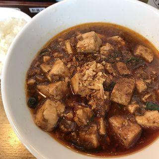 しびれ麻婆麺(China Stand 二兎)