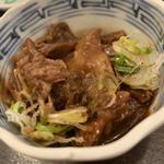 牛すじどて煮(山虎 )