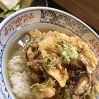 天茶と白菜の浅漬け(峰屋 )