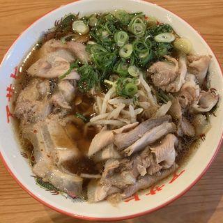 肉増しラーメン(アサヒ製麺)