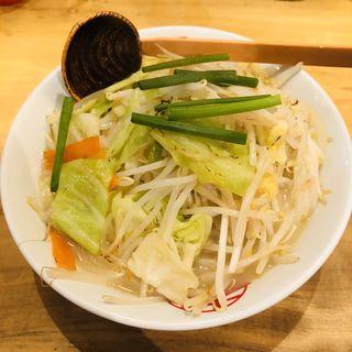 野菜たっぷりラーメン(みそ・しお)