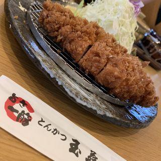 トンカツ(とんかつ玉藤 厚別店)
