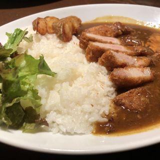 カツカレー(モチクリーム 新大阪駅店 (MOCHI CREAM))