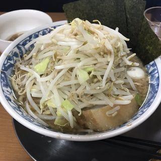小ラーメン野菜マシ(ラーメンぶぅさん)
