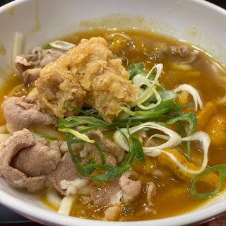 カレーうどん(麺家 )
