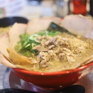 銀龍チャーシュー麺(麵屋 龍仙)