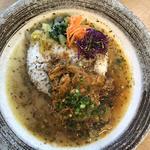 鶏煮込みカレー(ニシジルシ)