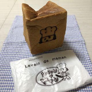 天然酵母ルヴァン食パン 1斤(ルヴァン・ド・ママン )