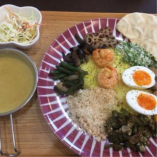 本日のカレー(キングココ大村店)