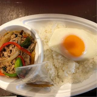 ガパオライス(タイ料理 パヤオ )