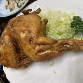 鶏唐揚げ(鳥房 (とりふさ))