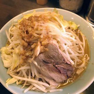 中ラーメン(立川マシマシ 9号店)