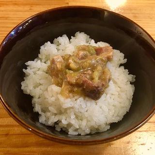 塩ねぎチャー飯(横横家 仙台店)