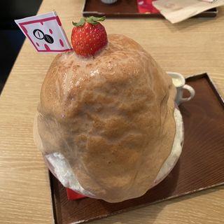 炙りヘーゼルナッツ(サカノウエカフェ )