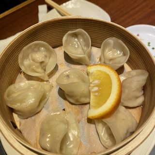 蒸し餃子(蒸屋じょうきげん)