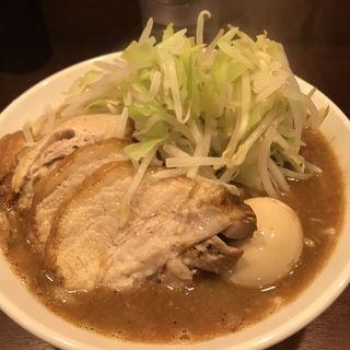 限定C しおえびラーメン+豚2枚(麺屋 づかちゃん)