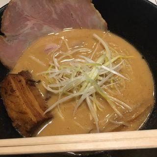 鶏白湯・塩(麺屋 一刃)