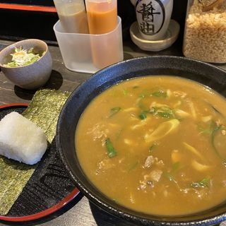 東大阪系カレーうどん(本場のさぬきうどん 徹麺 )