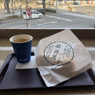 クリームパン(石井屋 (いしいや))