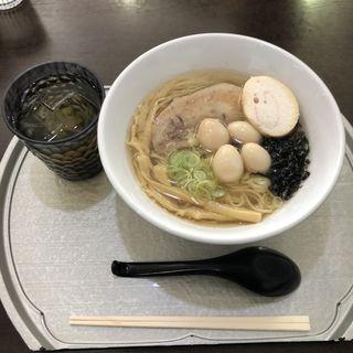 塩ラーメン(らー神 心温 (ここあ))