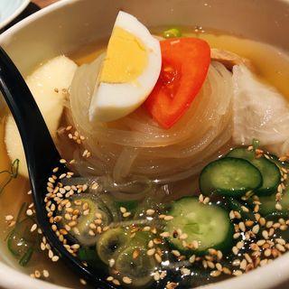 冷麺(トトリ 本店)