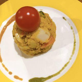 やるきポテトサラダ(やるき )