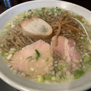 醤油らーめん(麺匠ぼんてん )